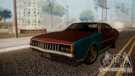 Paul Clover (FnF 7) для GTA San Andreas