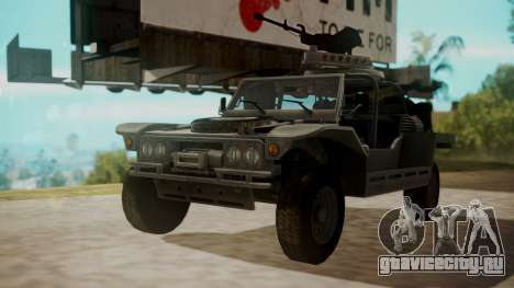 LY-T2021 для GTA San Andreas вид сзади слева