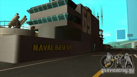 Новые текстуры San Fierro для GTA San Andreas четвёртый скриншот
