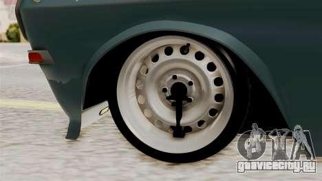 ГАЗ 24 Кольцо для GTA San Andreas вид сзади слева
