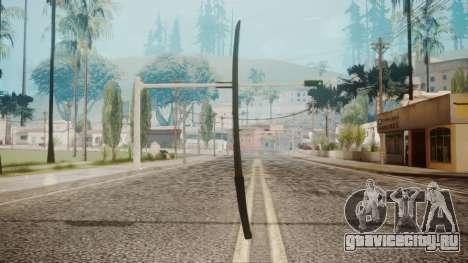 O-Ren Ishii Katana from Kill Bill для GTA San Andreas второй скриншот