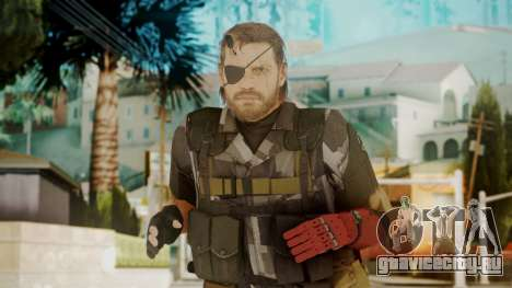 Venom Snake Square для GTA San Andreas