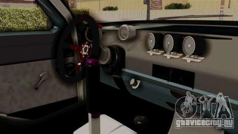 ГАЗ 24 Кольцо для GTA San Andreas вид справа