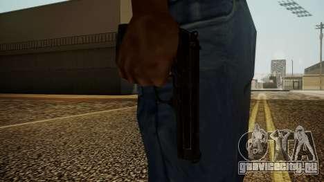 Beretta M9 Battlefield 3 для GTA San Andreas третий скриншот