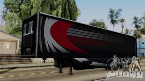 Aero Dynamic Trailer Stock для GTA San Andreas