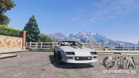 Chevrolet Camaro IROC-Z [BETA] для GTA 5