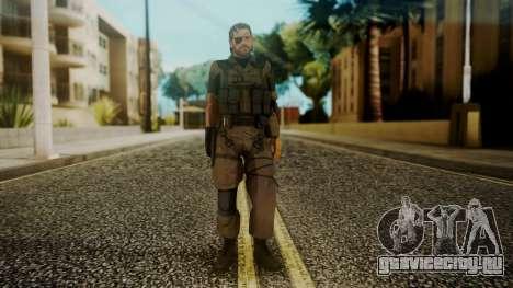 Venom Snake Stun Arm для GTA San Andreas второй скриншот