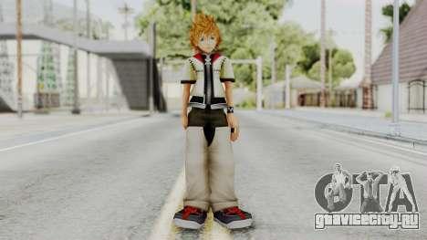 Kingdom Hearts 2 - Roxas Default для GTA San Andreas второй скриншот