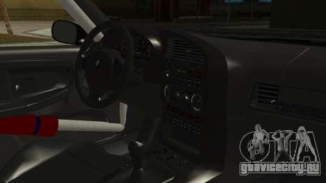 BMW M3 E36 Happy Drift Friends для GTA San Andreas вид справа