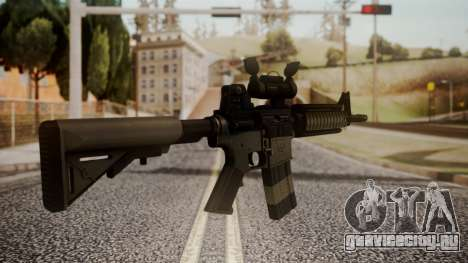 Rifle by catfromnesbox для GTA San Andreas второй скриншот