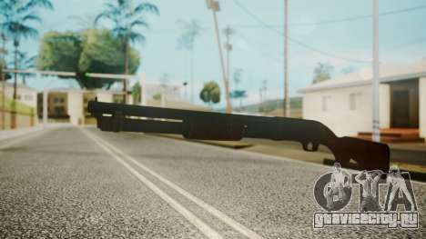 Shotgun by catfromnesbox для GTA San Andreas второй скриншот