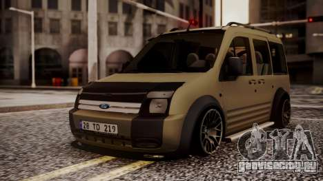 Ford Connect для GTA San Andreas