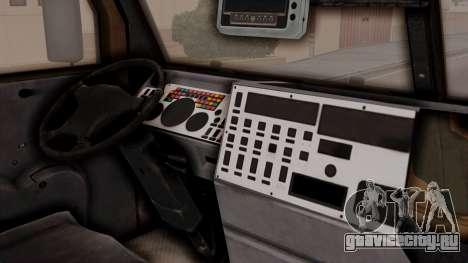 Tempest (устройство) для GTA San Andreas вид справа