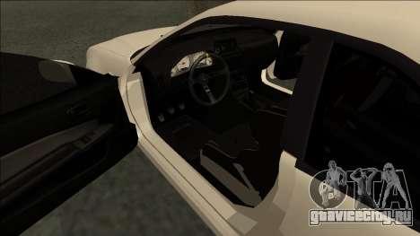 Nissan Skyline R34 Drift JDM для GTA San Andreas вид справа