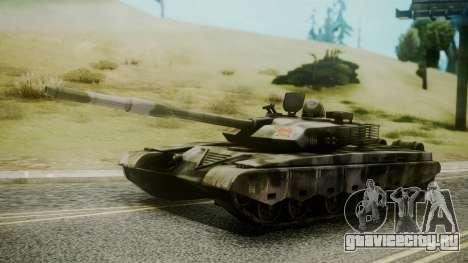 Type 99 from Mercenaries 2 для GTA San Andreas