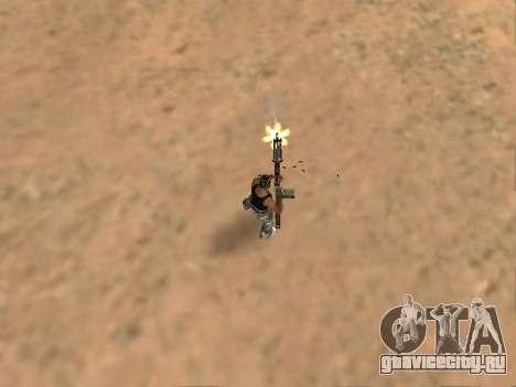 M249 для GTA San Andreas пятый скриншот