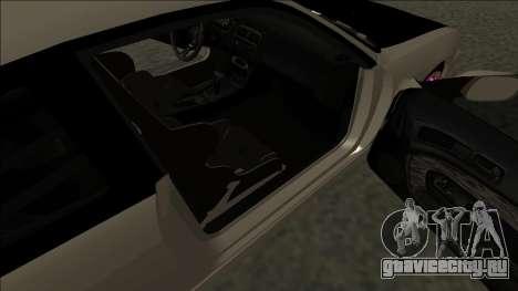Nissan 200sx Drift JDM для GTA San Andreas вид сзади слева