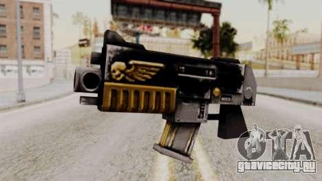 Болтер из Warhammer 40k для GTA San Andreas