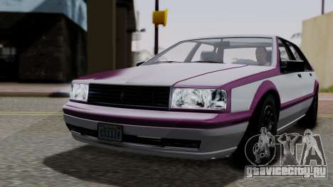 GTA 5 Albany Primo IVF для GTA San Andreas