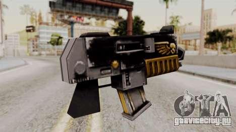 Болтер из Warhammer 40k для GTA San Andreas второй скриншот