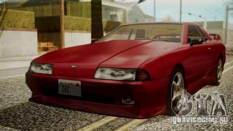 Elegy NR32 with Neon для GTA San Andreas