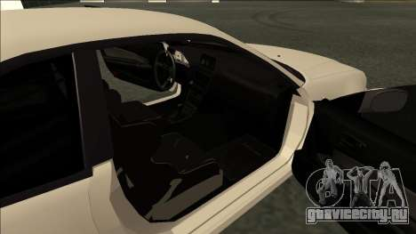 Nissan Skyline R34 Drift JDM для GTA San Andreas вид сзади слева