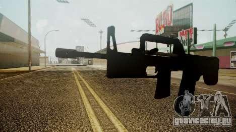 A-91 Battlefield 3 для GTA San Andreas второй скриншот