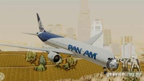 Boeing 787-9 Pan AM для GTA San Andreas
