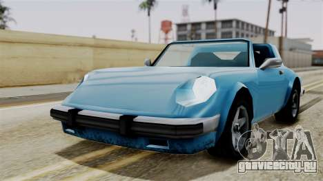 Comet from Vice City Stories для GTA San Andreas