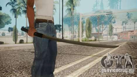 O-Ren Ishii Katana from Kill Bill для GTA San Andreas третий скриншот