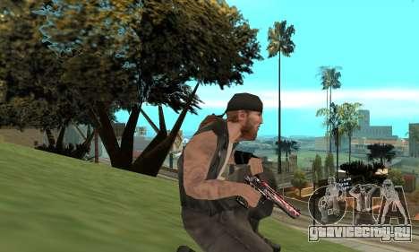 Deagle для GTA San Andreas третий скриншот