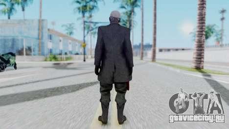 SkullFace Mask для GTA San Andreas третий скриншот