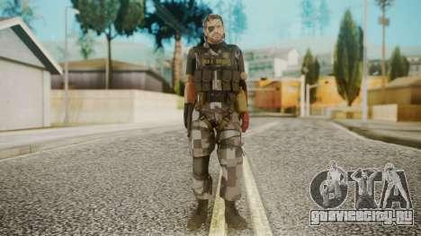 Venom Snake Square для GTA San Andreas второй скриншот