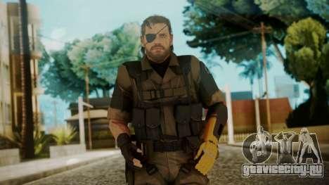 Venom Snake Stun Arm для GTA San Andreas