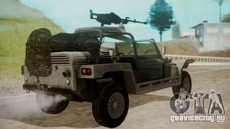 LY-T2021 для GTA San Andreas вид слева