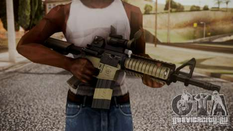 Rifle by catfromnesbox для GTA San Andreas третий скриншот