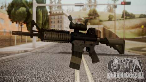 Rifle by catfromnesbox для GTA San Andreas