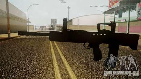 L85A2 Battlefield 3 для GTA San Andreas второй скриншот