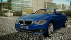BMW M4 F32 Convertible 2014