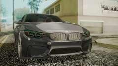 BMW M4 Coupe 2015 Carbon для GTA San Andreas