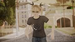 DoA 5 Ultimate - Marie Rose Punk для GTA San Andreas