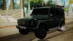 Mercedes-Benz G500 Off-Road для GTA San Andreas