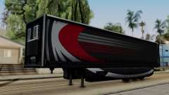 Aero Dynamic Trailer Stock для GTA San Andreas