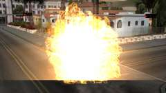 Realistic Effects Particles для GTA San Andreas
