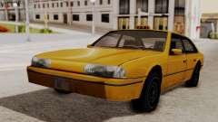 Taxi Emperor v1.0 для GTA San Andreas