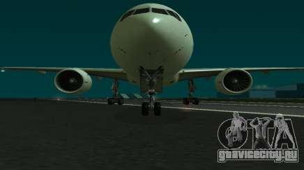 Boeing 777-200LR Philippine Airlines для GTA San Andreas