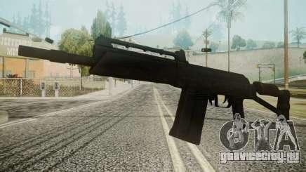 SAIGA Battlefield 3 для GTA San Andreas