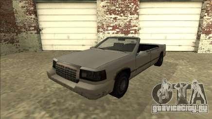 Stretch Sedan Cabrio для GTA San Andreas