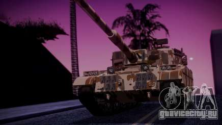 GTA 5 Rhino Tank IVF для GTA San Andreas