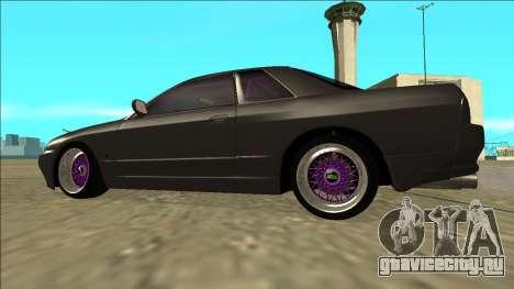 Nissan Skyline R32 Drift для GTA San Andreas вид слева